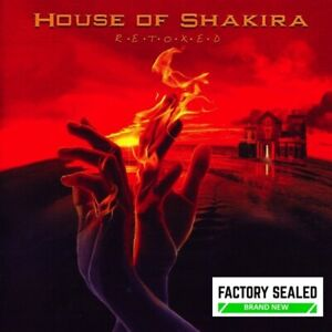 House Of Shakira – Retoxed CD NEW
