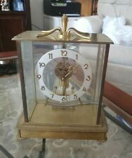 Vintage Kieninger & Obergfell Impulse Kundo Electronic Mantle Clock