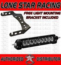 "Rigid SR 10"" ATV Light Bar & Bracket Mount Suzuki LTR450 LTR 450 LTZ400 Z400"