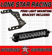 "Rigid SR 6"" ATV Light Bar & Bracket Mount Yamaha Raptor 125 250 YFZ450 YFZ 450"