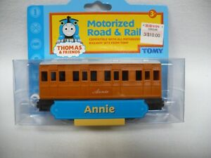 Thomas & Friends Trackmaster 'Annie' Motorized Road & Rail by Tomy