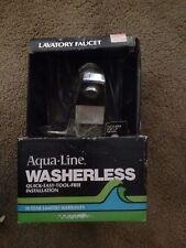 Vintage Aqua Line washerless  Bathroom Lavatory Faucet .NIB