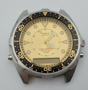 "Casio AMW-320C ""Arnie"" Dive Watch Module 358 NICE!"