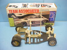 """Vintage TEAM ASSOCIATED """"RC12LW"""" 1/12 SCALE ELECTRIC COMPETITION RC CAR w/BOX"""
