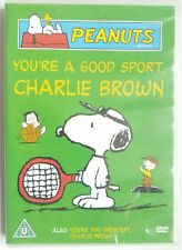 Charlie Brown - You're A Good Sport Charlie Brown (DVD, 2005, Animated)