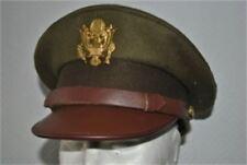 casquette d'officier  américain British made