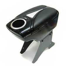 Armrest Arm Rest Centre Console Padded Box Black For MG Rover Mini Cooper