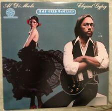 AL DIMEOLA Elegant Gypsy NM MASTERSOUND HALF SPEED MASTERED AUDIOPHILE LP