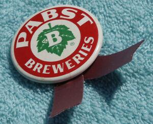 Vintage Pabst Brewery Pin