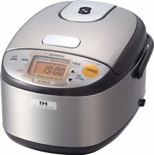 Zojirushi NP-GBC05-XT Induction Heating System Rice Cooker & Warmer *FREE GIFT*