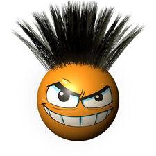 NEW Peterfish Toys Hair-ee Hairee Ball Ballz Indoor Outdoor Fun High Bounce Ball