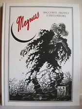 Magnus - Racconti erotici e dell'orrore - Rizzoli Lizard 2010