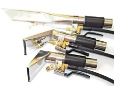 Carpet Cleaning - Upholstery Detail Crevice Tool (Set Of 3 Tools) for wands hose