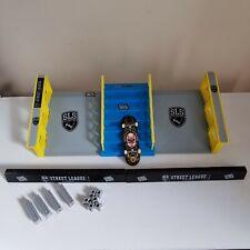 Tech Deck Street League Skateboarding SLS Pro Series Handrail With Hubba Set