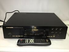 Marantz DV9600 DVD/CD SACD Player /Remote & Manual Bundle