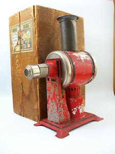 German Magic Lantern Projector Toy with Original Box