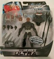 DC Universe Total Heroes ULTRA Black Manta Deluxe Figure Mattel DCU New