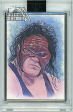 Kane 2020 Topps WWE Transcendent Collection Sketch Autograph Card 1/1