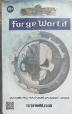 Forge World - Ultramarines Praetorian Upgrades Torsos Set