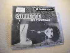 Gillette - Mr.Personality Maxi CD - OVP