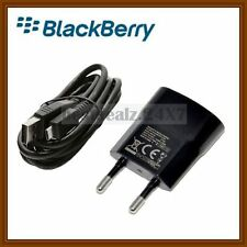 OEM Genuine USB Charger Adapter + Data Cable for Blackberry Q5,Q10 Z10 9720 9790