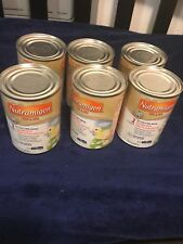 Nutramigen Concentrate Formula 6 Cans Total