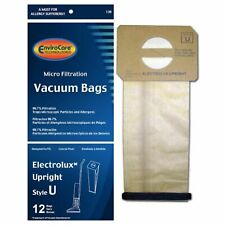 Electrolux Upright Style U Vacuum Bags (12 Pack)