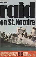 Raid on St. Nazaire (Ballantine Book) (WWII Speciual Ops, RN HMS Cambeltown)