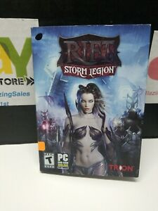 NEW Sealed Rift: Storm Legion (PC, 2012) PC On-line Game by Trion