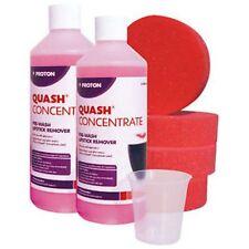 Quash Lipstick & Grease Remover Refill Pack Proton Pre-Wash Glasses Bar Pub