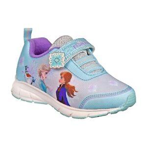 Disney Toddler Girls' Frozen 2 Sneaker Size 6-12
