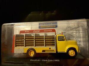 Ebro B-45 Coca-Cola 1962 Spanish Delivery Truck in 1/43