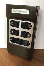 Vintage Sylvania Tv Remote Control 1960s