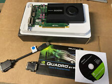 NEW PNY NVIDIA Quadro K2000 2GB PCIe Graphics Video Card VCQK2000-T FAST SHIP