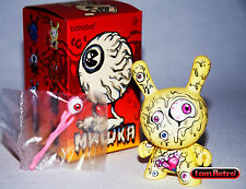 Eyezon KW 2/20 - Mishka x Kidrobot Dunny Series 2016 - Brand New in Box