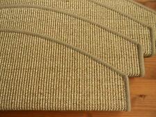 15er Set Sisal Stufenmatten, super breit, robust 80x23,5x3,5cm