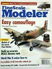 Fine Scale MODELER Magazine JULY 2001 Vol 19 #6 Easy CAMOUFLAGE Pearl Harbor