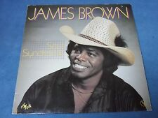 James Brown - Soul Syndrome / Vogue Records 1980 printed France Funk Soul LP
