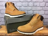 TIMBERLAND MENS UK 7.5 EU 41.5 KILLINGTON WHEAT CHUKKA BOOTS RRP £110    EP