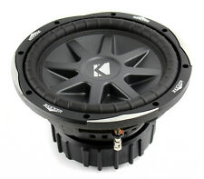 "NEW KICKER CVX10 10"" 1200W 4-Ohm Comp VX Car Audio Subwoofer Sub 10CVX104 CVX"