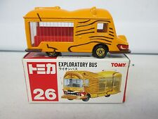 Tomy Tomica Exploratory Bus No 26