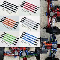 Steering Lever & Suspension Pull Rod Kit For Traxxas E REVO SUMMIT E-Revo 3.3 RC