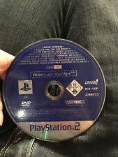 Monster Hunter: DEMO DISC (PS2)  *Disc Only*