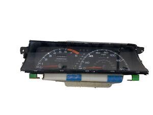 1992-1996 Honda Prelude 2.2 A/T 177k speedometer cluster gauge panel tach gauges