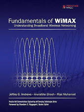 Fundamentals of WiMAX: Understanding Broadband Wireless Networking by Andrews,