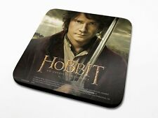 OFFICIAL The Hobbit - Unexpected (Doorway) COASTER/DRINKS MAT BY PYRAMID CS00089