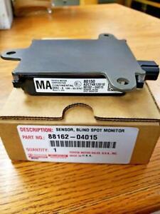 Genuine Toyota Blind Spot Monitor Sensor 2016-20 Tacoma 88162-04015 FAST SHIP H9