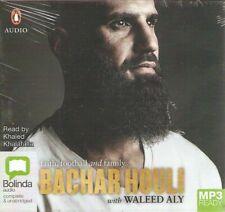 Bachar Houli - Faith, Football and Family (MP3 CD A/Book 2020) **NEW/SEALED**