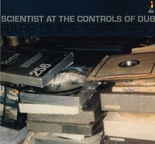 SCIENTIST AT THE CONTROLS OF DUB RARE DUBS 1979-1980 NEW VINYL LP £10.99