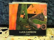 LUCA CARBONI-LE BAND-cd singolo PROMOZIONALE sigillato